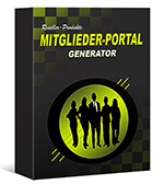 Reseller Produkte Mitglieder Portal Generator