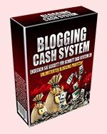 Blogging Cash System NEU