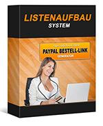 Listenaufbau System Paypal Bestell-Link Generator